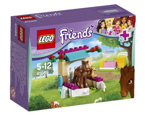 LEGO Friends Little Foal 41089