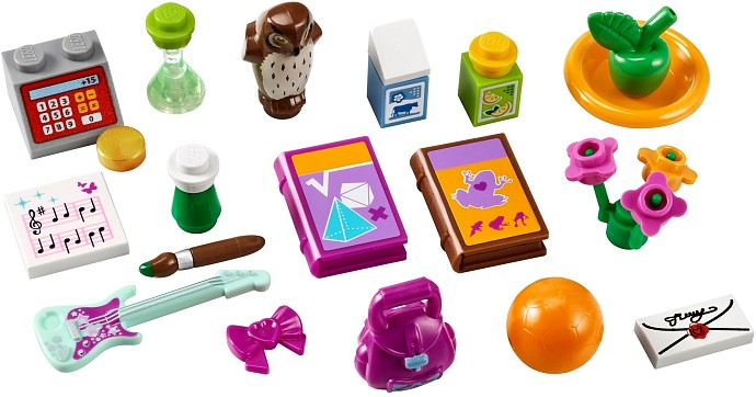 LEGO Friends Heartlake High accessories