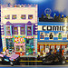 I LUG NY Queens LEGO store Showcase by notenoughbricks