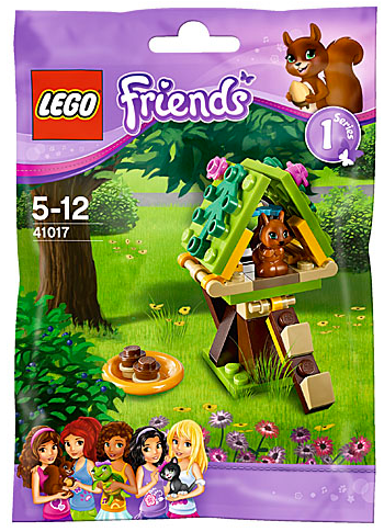 Lego friends Animal Penguin Pet
