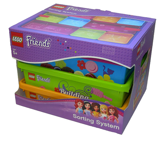 Friends Bricks Gear for LEGO Friends