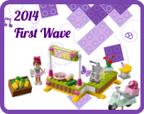 LEGO Friends 2014 sets