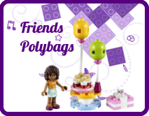 LEGO Friends polybags
