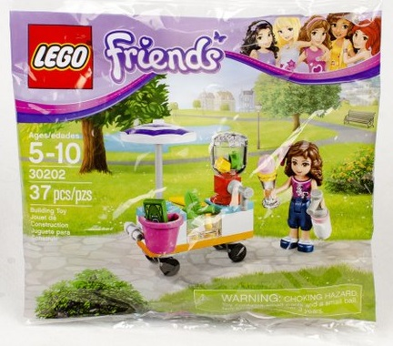 Friends Bricks | LEGO Friends Polybags