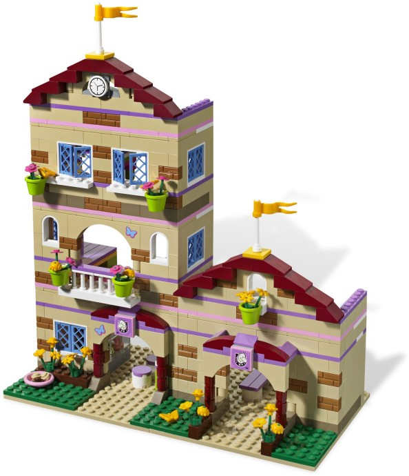 LEGO Friends Summer Riding Camp #3185