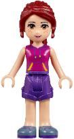 LEGO Friends Mia - Adventure Camp Archery 41129