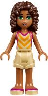 LEGO Friends Andrea - Adventure Camp Rafting 41121
