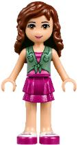 LEGO Friends Olivia - Adventure Camp Rafting 41121