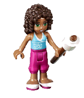 LEGO Friends Andrea #41031