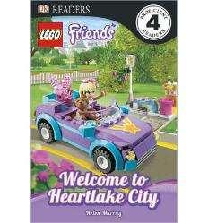 LEGO Friends book Welcome to Heartlake City