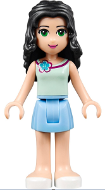 LEGO Friends Emma - Heartlake Shopping Mall 41058