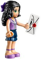 LEGO Friends Emma - Pop Star Dressing Room 41104