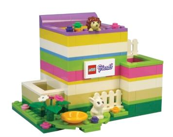 LEGO Friends Pencil Holder