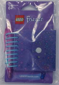 LEGO Friends Notebook and Pen