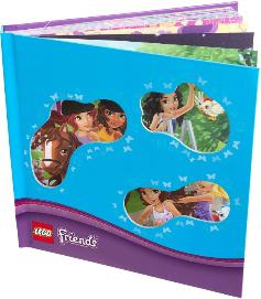 LEGO Friends Friendship Book