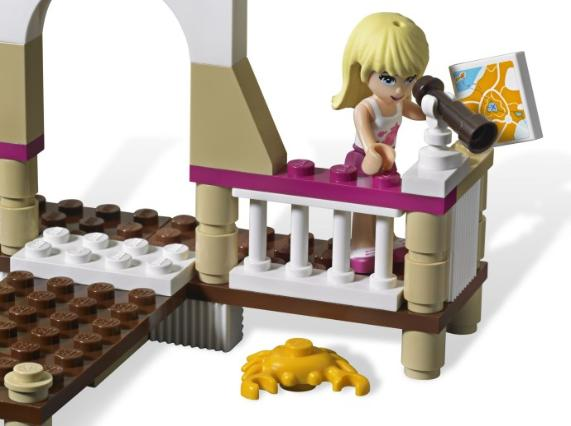 LEGO Friends Heartlake Flying Club #3063