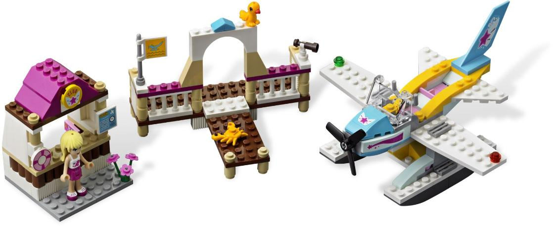 LEGO Friends Heratlake Flying Club #3063