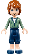 LEGO Friends Julian - Heartlake Shopping Mall 41058
