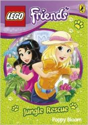 LEGO Friends Jungle Rescue by Penguin Books