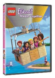 LEGO Friends Always Together - 2016