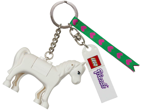 LEGO Friends Horse Bag Charm