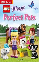 LEGO Friends book Perfect Pets