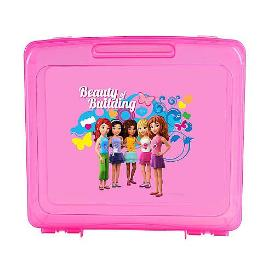 LEGO Friends Project Case - pink