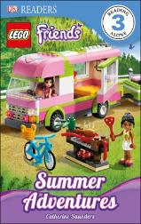 LEGO Friends book Summer Adventures