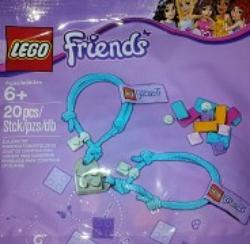 LEGO Friends bracelet 2014