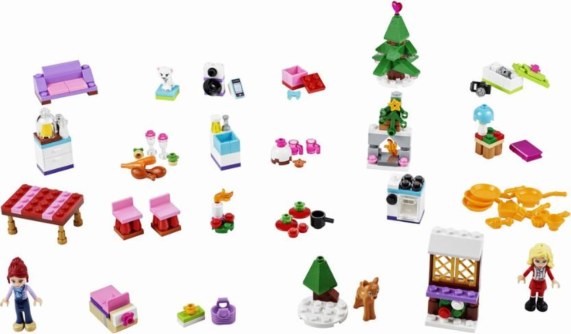 how to find lego pieces