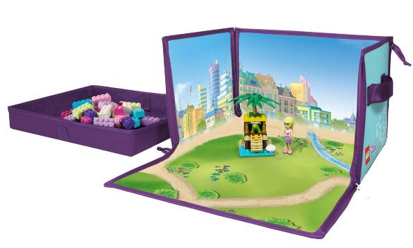 LEGO Friends storage toy box