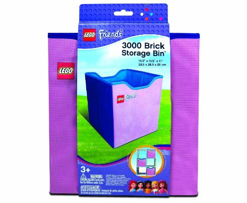 LEGO Friends Bricks Storage Bin