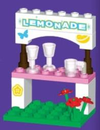LEGO Friends Lemonade Stand
