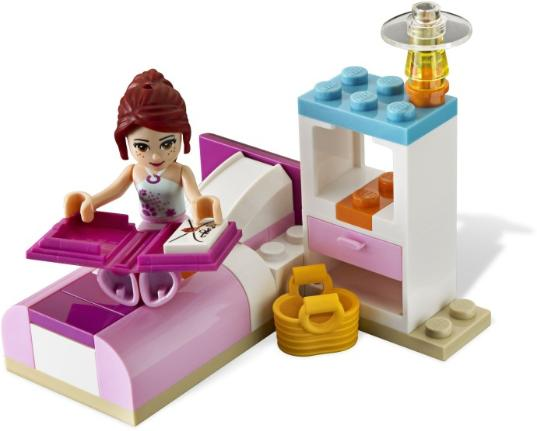 LEGO Friends Mia's Bedroom #3939