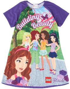 LEGO Friends nightgown