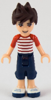 LEGO Friends Noah minidoll