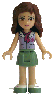LEGO Friends Olivia #41033
