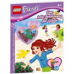 LEGO Friends books One Ride Belongs to Goldie