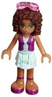 LEGO Friends Andrea - Pop Star House 41135