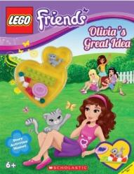 LEGO Friends books Olivia's Great Idea