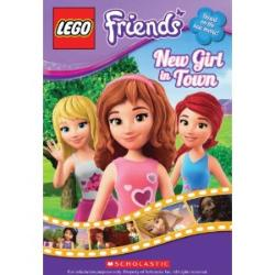 LEGO Friends books New Girl in Town