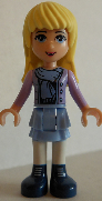 LEGO Friends Stephanie - Advent Calendar 2013