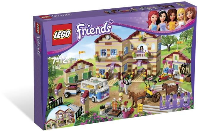 FriendsBricks | Friends sets released Summer 2012