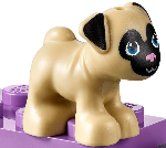 LEGO Friends Pug - Toffee