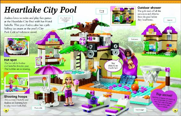 LEGO Friends Character Encyclopedia